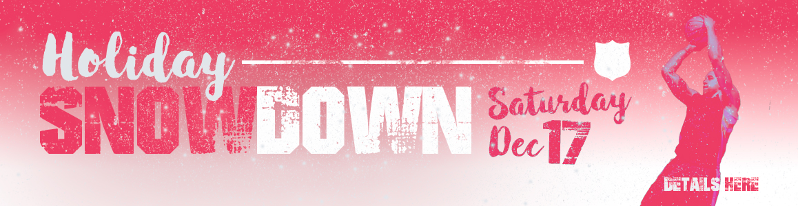 Beat the Kroc Staff Squad - Holiday Snowdown Dec. 17 - $5 Entry
