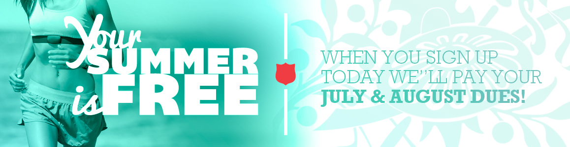 Sign Up Today and Get July & August FREE!!