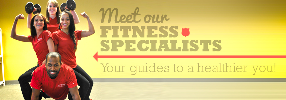Our friendly Fitness Staff is ready to help you!