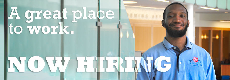 We are Now Hiring for Multiple Positions!