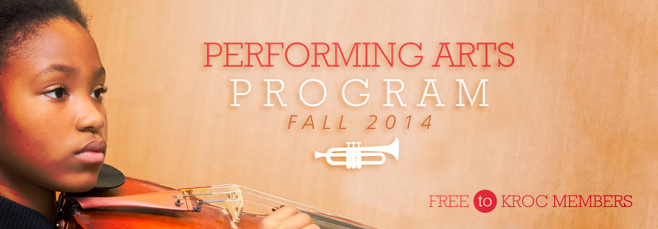 Fall Performing Arts Classes Begins!