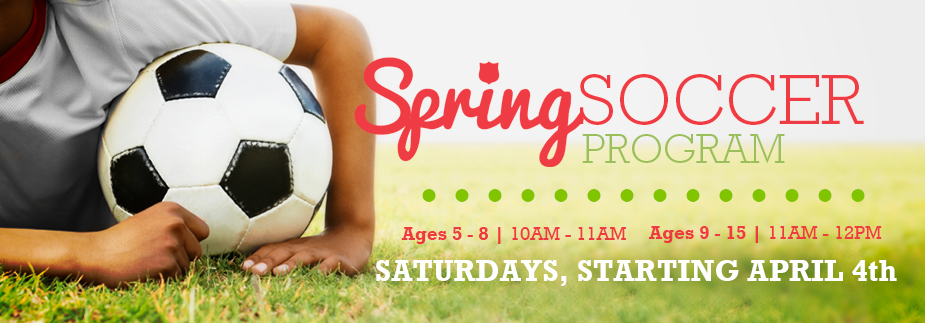 FREE to Members! - Begins Saturdays, April 4th