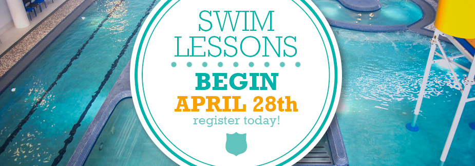 Swim Lessons Registration is now open for April 28th start!