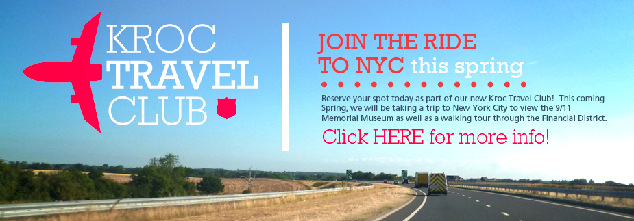Join Us on a Trip to NYC - Sign Up by December 6th!