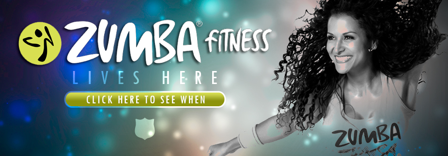 Check out our Updated Fitness Class Schedule and see When you can Join Zumba!