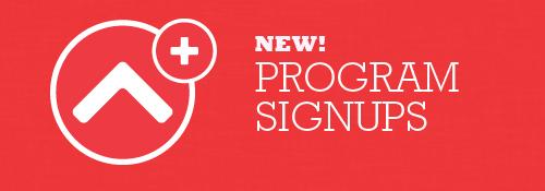 Program Registration